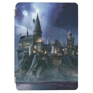 Hogwarts slott på natten iPad air skydd
