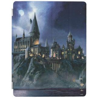 Hogwarts slott på natten iPad skydd