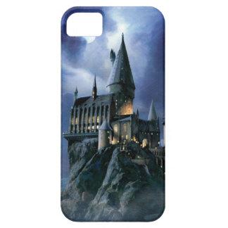 Hogwarts slott på natten iPhone 5 fodraler