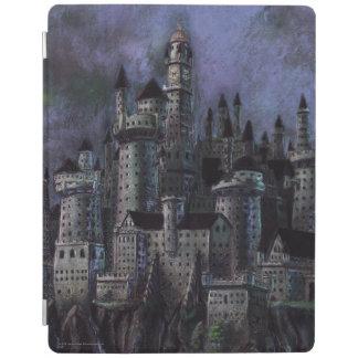 Hogwarts storartat slott iPad skydd