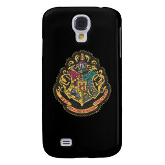 Hogwarts vapensköld galaxy s4 fodral