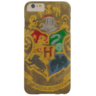 Hogwarts vapensköld HPE6 Barely There iPhone 6 Plus Fodral