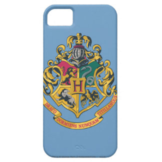 Hogwarts vapensköld iPhone 5 fodraler