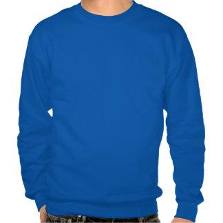 Hogwarts vapensköldblått långärmad tröja