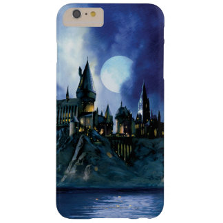 Hogwarts vid månsken barely there iPhone 6 plus fodral