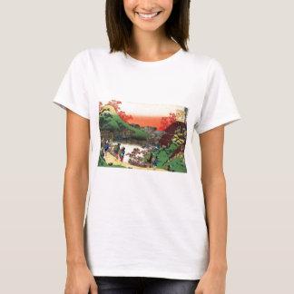 Hokusai - japansk konst - Japan T Shirt