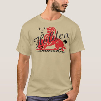 Holden kommendör tee shirts