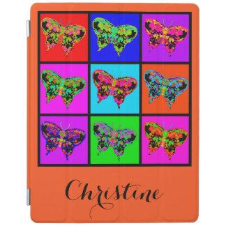 holiES - mosaiska Psychedelic fjärilar iPad Skydd