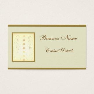 Holistic design visitkort