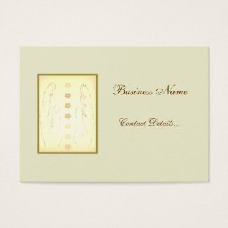 Holistic designtidsbeställning visitkort
