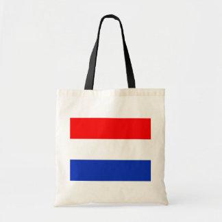 Holland flagga tygkasse