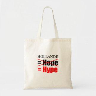 Hollande inte hopp utan Hypetotot hänger lös Tygkasse