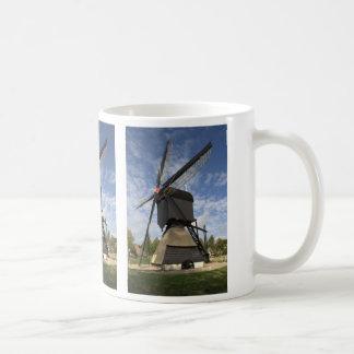 Holländsk kvarn kaffemugg
