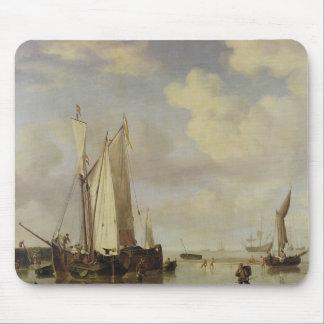 Holländska skyttlar Inshore och manar som badar, 1 Musmatta