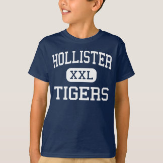 Hollister - tigrar - kick - Hollister Missouri T-shirt