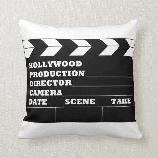 Hollywood Clapboarddekorativ kudde