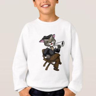 Hollywood katt t-shirt