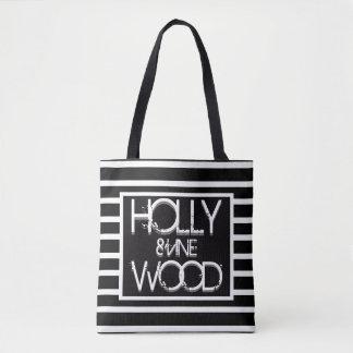Hollywood och Vine BHSF Tygkasse