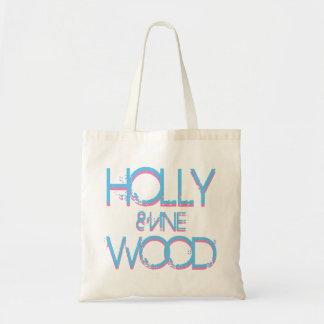 Hollywood och Vine Tygkasse