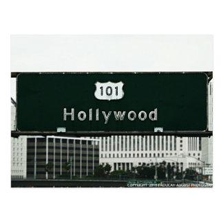 Hollywood Vykort