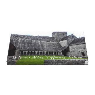 Holycross Abbey, Tipperary, Irland Canvastryck