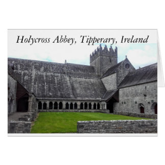 Holycross Abbey, Tipperary, Irland Photocard Hälsningskort