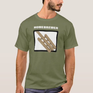Homebrewer mosar paddlar design tröja