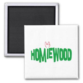 Homiewood Kalifornien Magnet