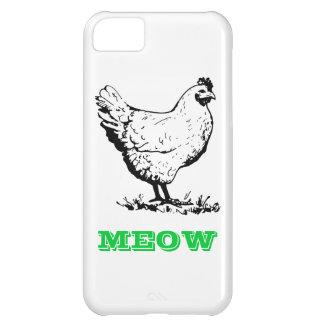 Höna går jamar fodral för den Samsung galaxen S4 iPhone 5C Skal