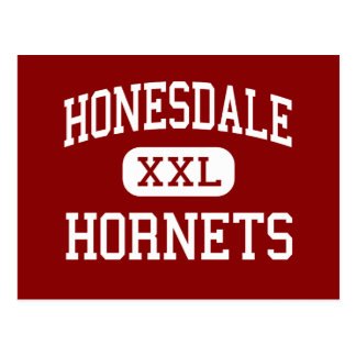 Honesdale - bålgetingar - kick - Honesdale Vykort