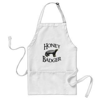 Honey badger förkläde