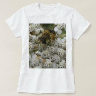 Honeybee och skjorta för blommadamer T Tee Shirt