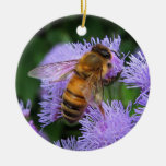 Honeybeejulprydnad Juldekoration