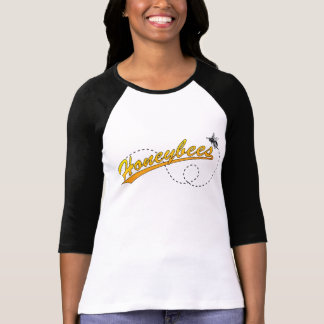 Honeybees 3/4 Raglan T-shirts