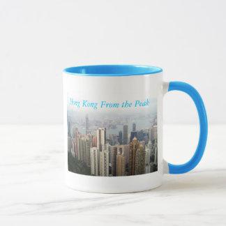 Hong Kong från det maximalt Mugg