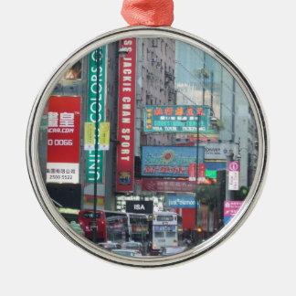 Hong Kong reser julprydnaden Julgransprydnad Metall