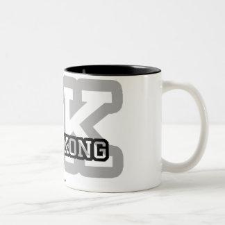 Hong Kong Två-Tonad Mugg