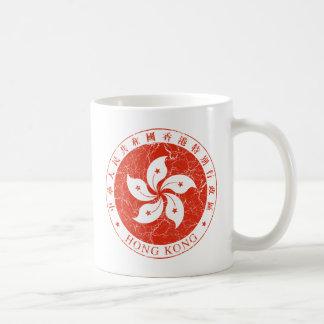 Hong Kong vapensköld Kaffemugg