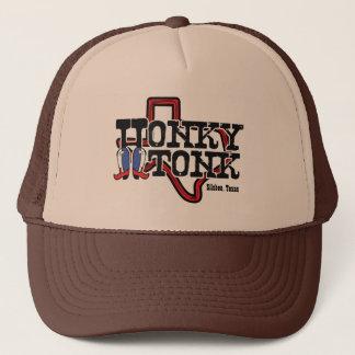 HonkyTonk Texas Snapback Truckerkeps