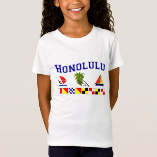 Honolulu HI T-shirt