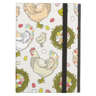 Hönor ägg och bygga bo iPad air skal