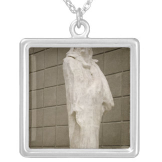 Honore de Balzac 1897 Silverpläterat Halsband