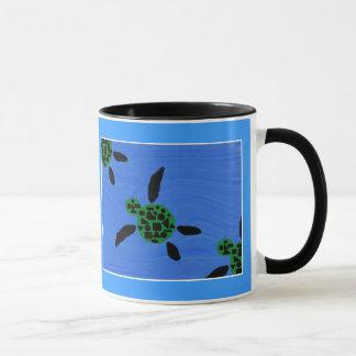 Honu (havssköldpadda) mugg