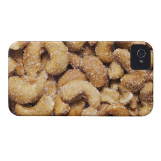 Honung grillade cashewnöt iPhone 4 Case-Mate case