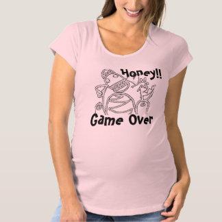Honunglek över tee shirt