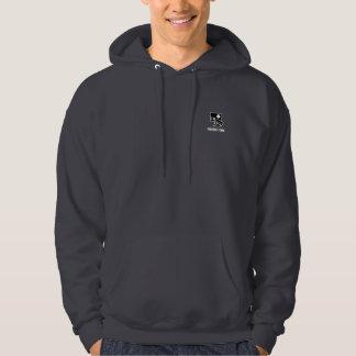 Hooded Pullover för klassiker Sweatshirt Med Luva