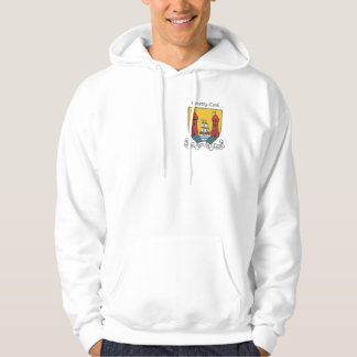 Hooded svettskjorta för ståndsmässig kork tröja med luva