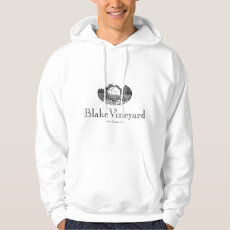 Hooded tröja för Blake vingård