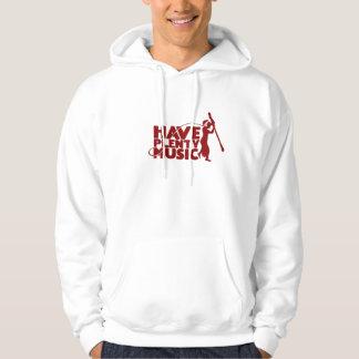 Hooded tröja för Mahangu tjack