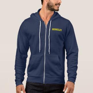 Hooded ulltröja för CAL BERKELEY, manar T Shirt